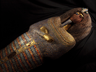 The Coffin of King Tut