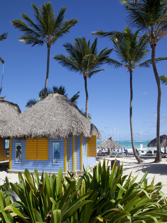 Bavaro Beach, Punta Cana, Dominican ...