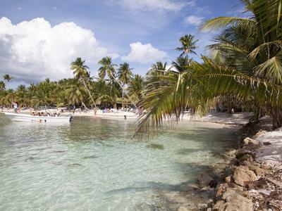 Saona Island, Dominican Republic ...