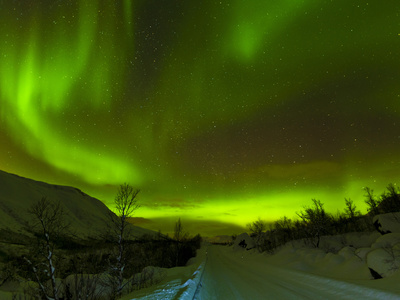 Aurora Borealis (Northern Lights) ...