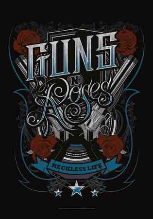 Buy Guns N' Roses - Recklesslife at AllPosters.com