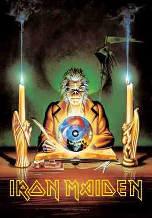 Poster Iron Maiden - 7th Son..
