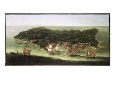 The Island of Barbados, c.1694