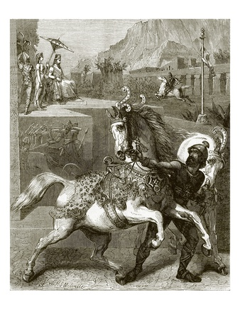 Chariot Horses of Nineveh