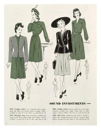 sound Investments', C.1940 (Colour ...