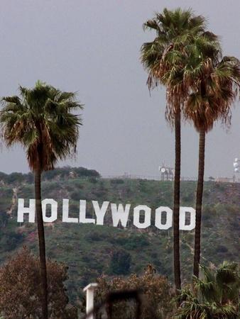 Zeichen von Hollywood
