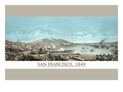 San Francisco Historical Prints.