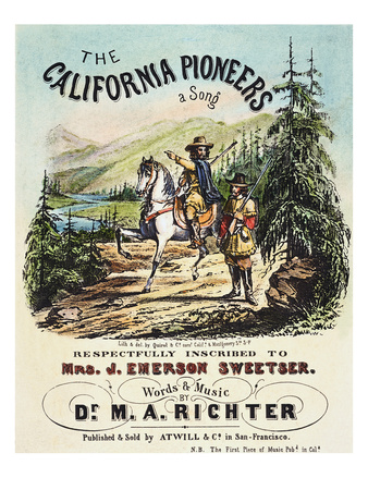 California Pioneers.
