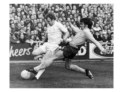 Buy England: Soccer Match, 1972 at AllPosters.com