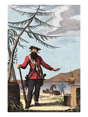 Blackbeard reprints available by clicking on the image.