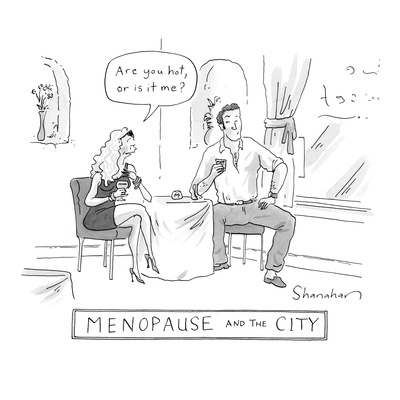 Menopause and the City - New Yorker ...
