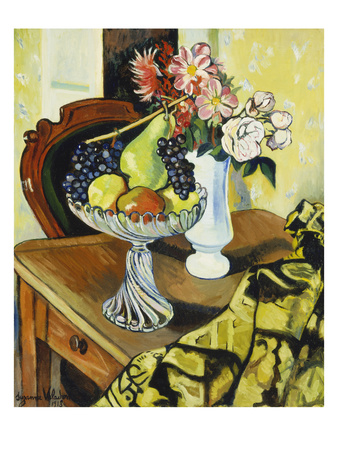 Still Life with Fruit Bowl, 1918