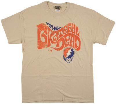 Grateful Dead - The Grateful Dead Apparel T-Shirt