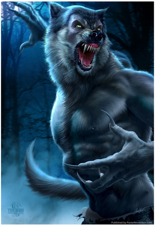 Buy Werewolf at AllPosters.com