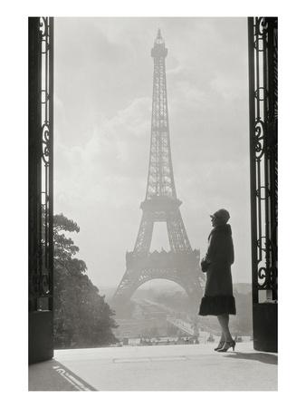 Paris 1928 - Premium Giclee Print