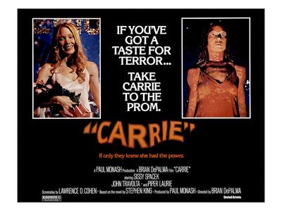 Carrie, Sissy Spacek, 1976