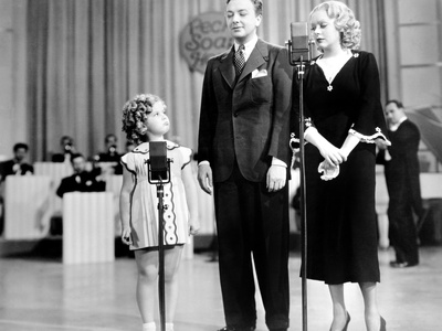 Poor Little Rich Girl, Shirley Temple, Jack Haley, Alice Faye, 1936