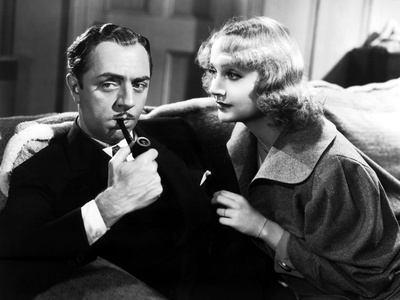 My Man Godfrey, William Powell, Carole Lombard, 1936