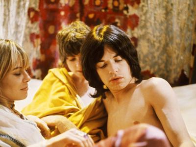 Mick Jagger im Film, 1970