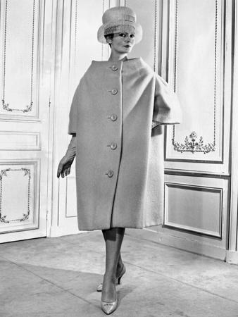 Pierre Cardin Women's Voluminous Coat