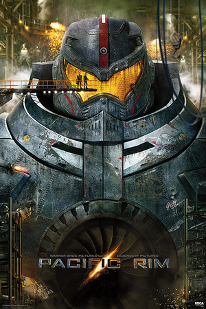 Pacific Rim -Gipsy Danger