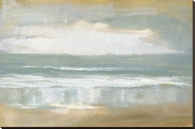 Shoreline - Stretched Canvas Print