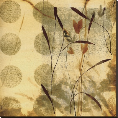 Playful Meadow II - Stretched Canvas Print