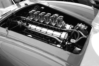 Buy Ferrari Engine at AllPosters.com