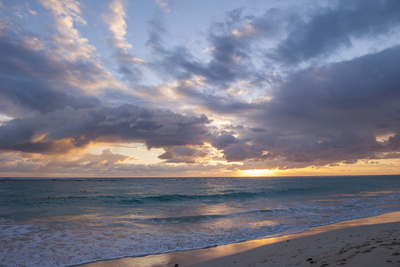 Sunrise in Dominican Republic