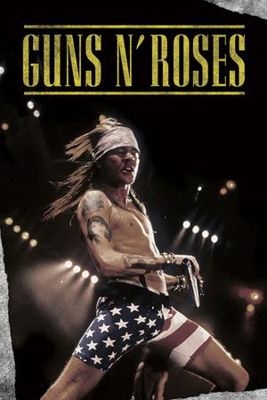 Buy Guns N Roses (Shorts)  at AllPosters.com