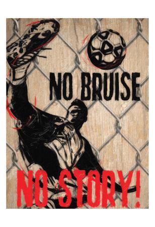 Buy No Bruise at AllPosters.com
