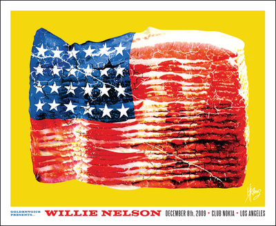 Willie Nelson - Buy this art print at AllPosters.com