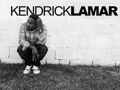 Kendrick Lamar Music Poster Poster