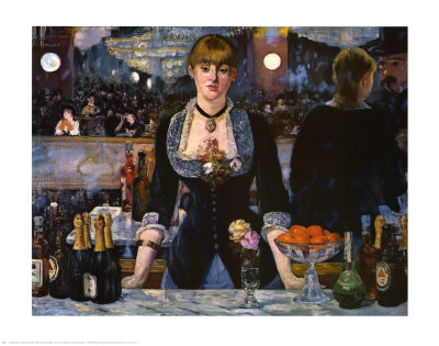 Bar at the Folies-Bergere, 1882