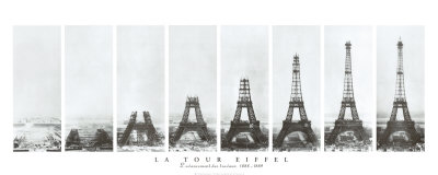 Tour Eiffel Posters