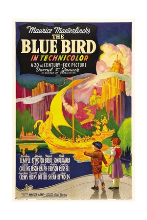 The Blue Bird, 1940, Directed by Walter Lang