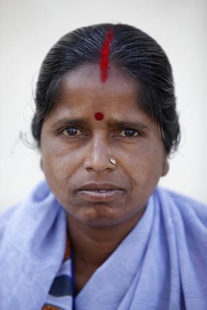 Indien verheiratete Frau