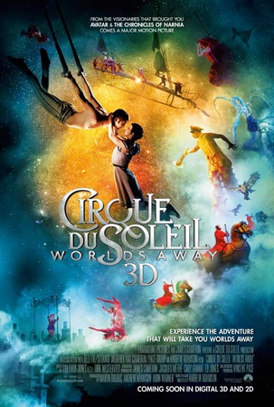 Cirque du Soleil: Worlds Away Movie ...