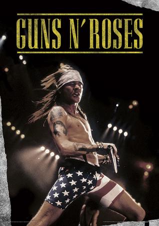 Buy Guns N Roses (Shorts) Music Poster at AllPosters.com