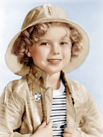 CAPTAIN JANUARY, Shirley Temple, 1936.