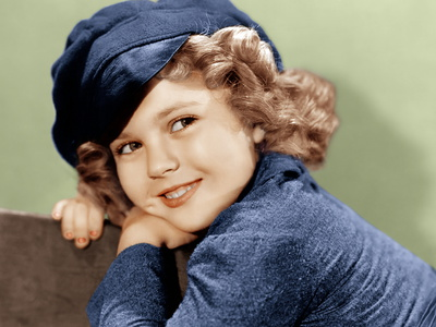 DIMPLES, Shirley Temple, 1936.