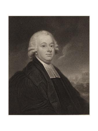 Reverend Dr Nevil Maskelyne