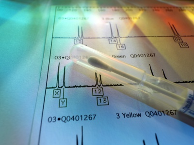 Genetic testing.