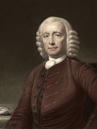 1767 John Harrison & Marine Timekeeper H4