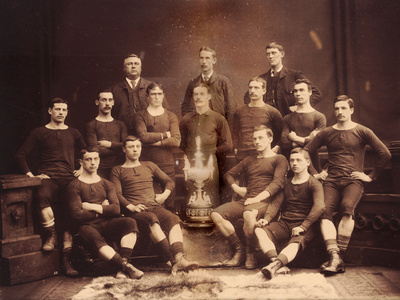 Buy Renton F.C., 1888/9 at AllPosters.com