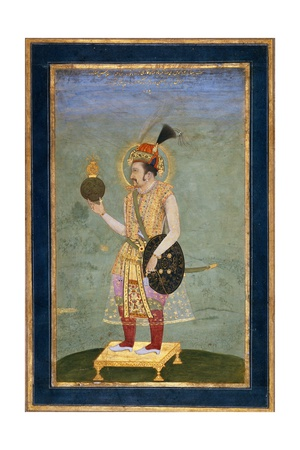 Mughal Painting of the Emperor Jahangir