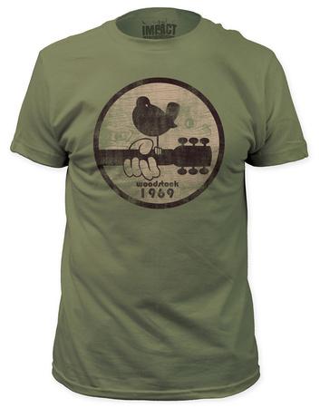 Woodstock - Woodstock 1969 (slim fit) T-Shirt