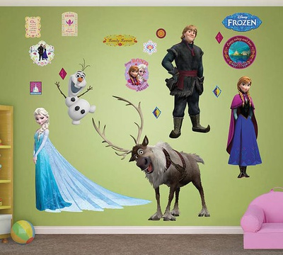 Disney's Frozen - Character Collection Wall Decals