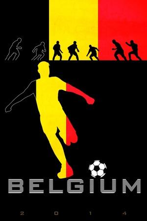 Buy Brazil 2014 - Belgium at AllPosters.com