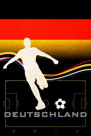 Buy Brazil 2014 - Germany at AllPosters.com